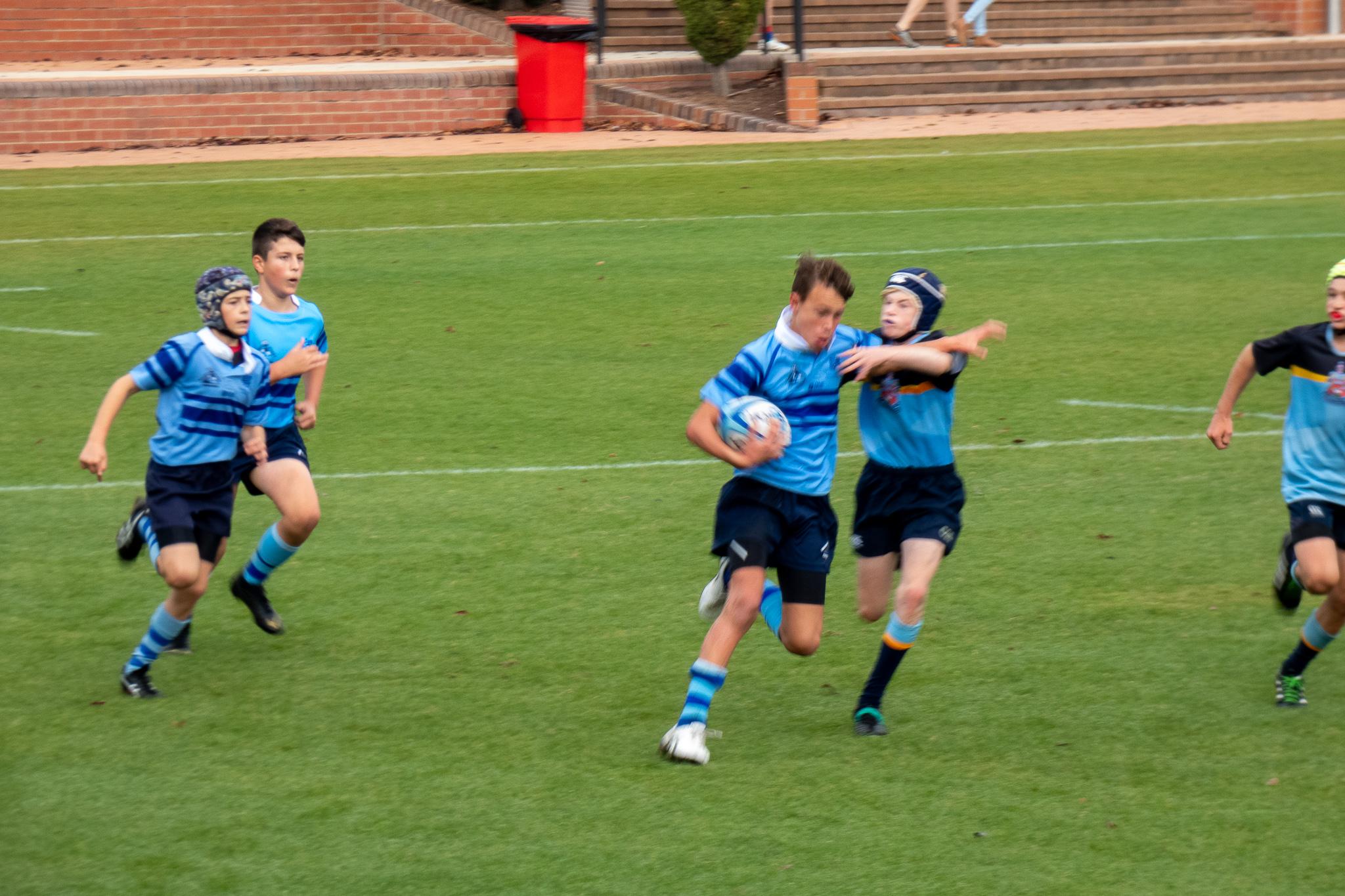 Round 2: Canberra Grammar